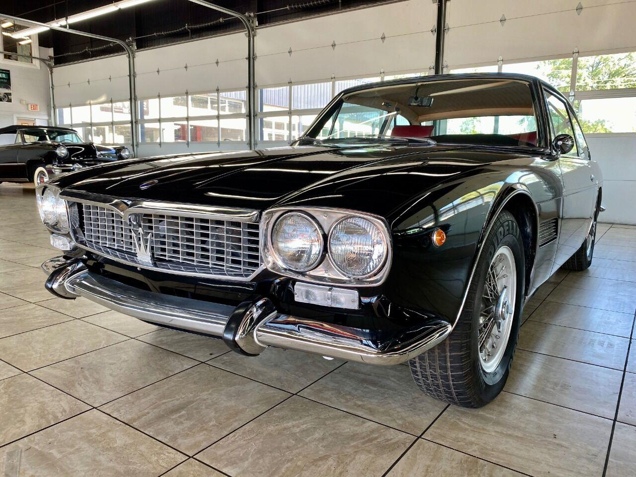 1968 Maserati Mexico (CC-1372398) for sale in St. Charles, Illinois