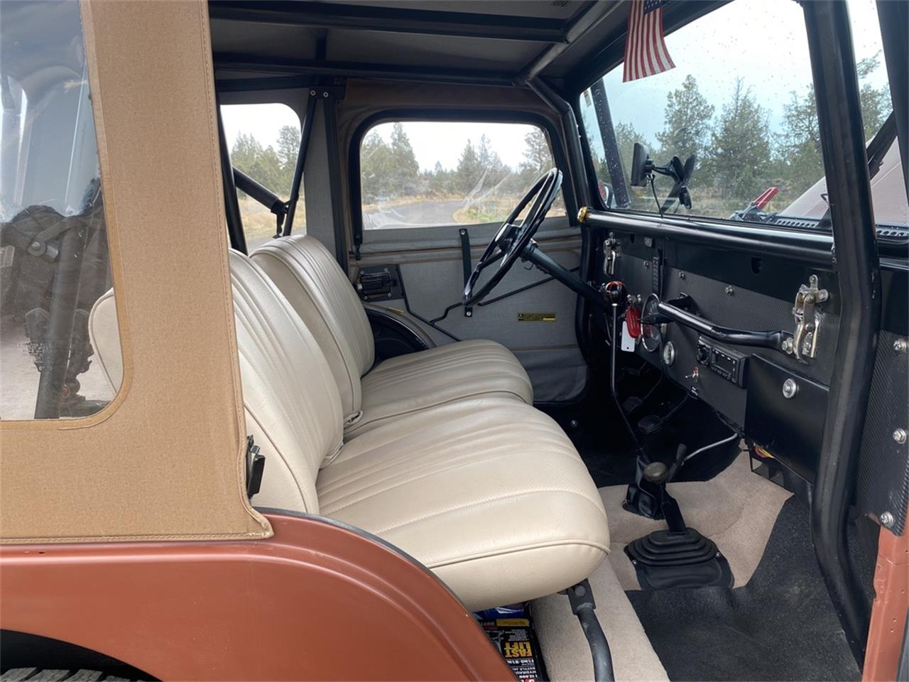 1974 Jeep CJ5 (CC-1372456) for sale in Bend, Oregon