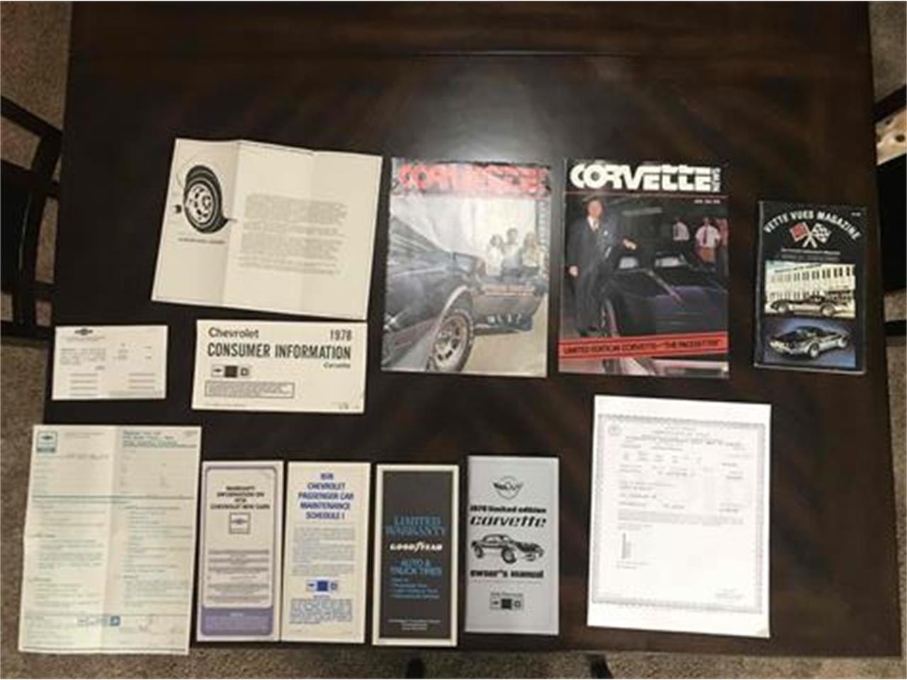 1978 Chevrolet Corvette (CC-1372457) for sale in Clermont, Florida