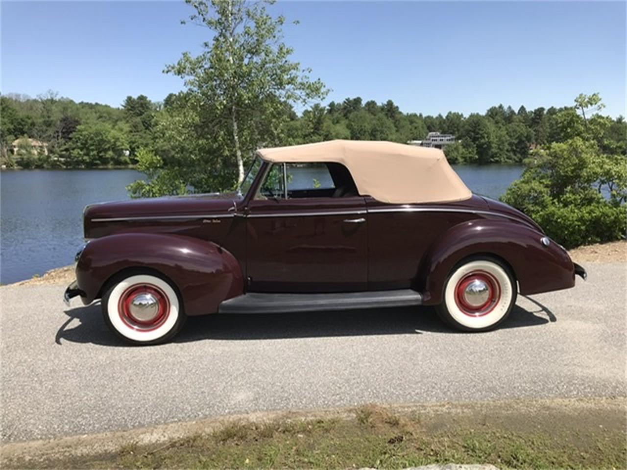 1940 Ford Convertible (CC-1372458) for sale in UPTON , Massachusetts
