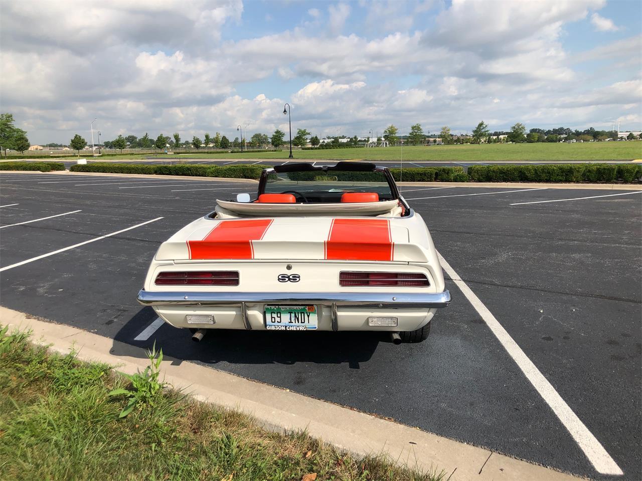 1969 Chevrolet Camaro RS/SS (CC-1372469) for sale in Dowagiac , Michigan