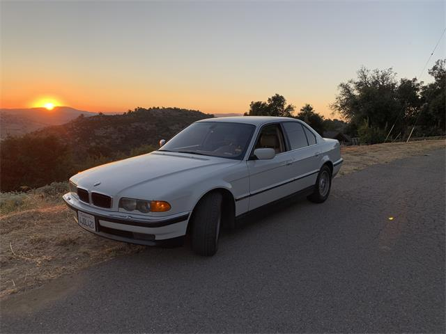 2000 BMW 740i (CC-1372472) for sale in Santa Ysabel, California