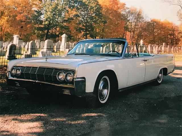 1964 Lincoln Continental (CC-1372516) for sale in Easton, Connecticut