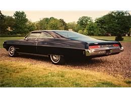 1968 Pontiac Bonneville (CC-1372520) for sale in Easton, Connecticut