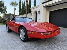 1989 Chevrolet Corvette (CC-1372525) for sale in Houston, Texas