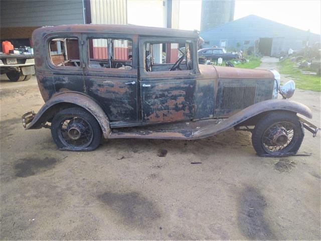 1931 Chevrolet 4-Dr Sedan (CC-1372529) for sale in Parkers Prairie, Minnesota