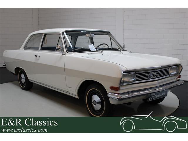 1966 Opel Olympia-Rekord (CC-1372734) for sale in Waalwijk, Noord-Brabant