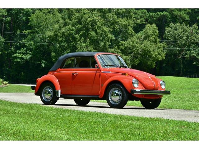 1978 Volkswagen Beetle (CC-1373125) for sale in Youngville, North Carolina