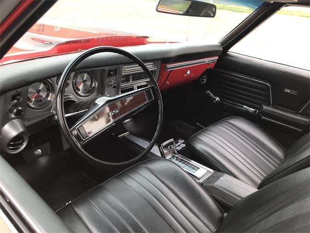 1969 Chevrolet Chevelle (CC-1373131) for sale in Newark, Ohio