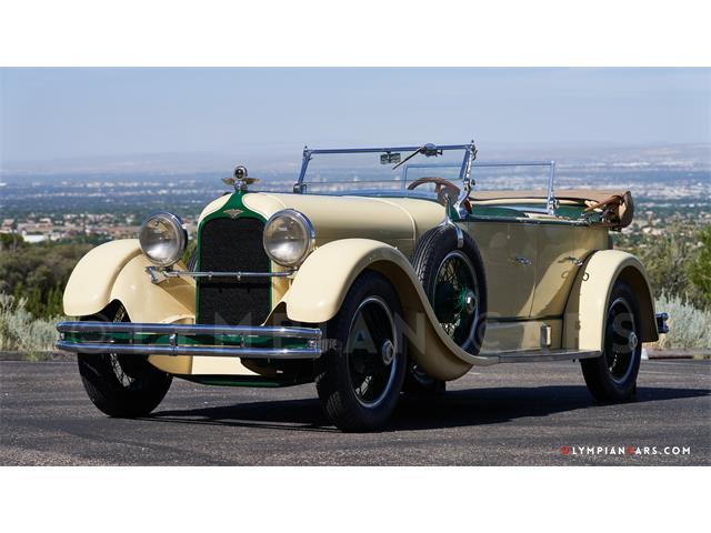 1927 Duesenberg Model X (CC-1373142) for sale in Auburn, Indiana