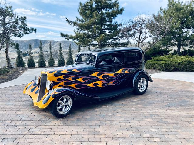 1933 Ford Tudor (CC-1373236) for sale in Boise, Idaho