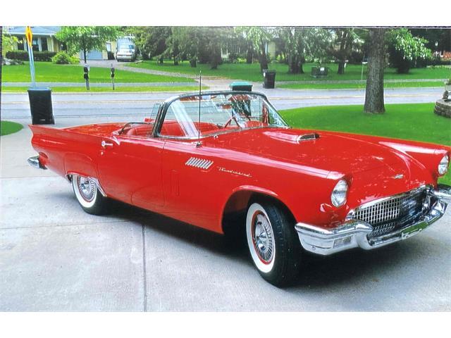 1957 Ford Thunderbird (CC-1373247) for sale in Brooklyn Park, Minnesota