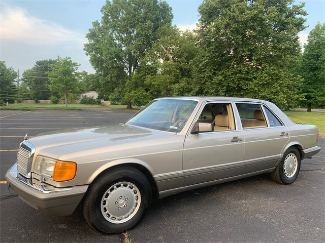 1989 Mercedes-Benz 560SEL (CC-1373258) for sale in COLUMBUS, Ohio
