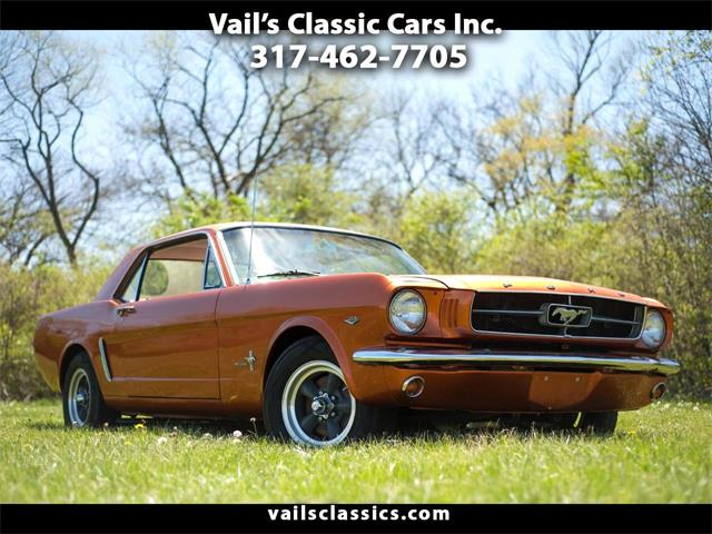 1965 Ford Mustang (CC-1373259) for sale in Greenfield, Indiana