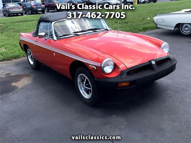 1975 MG MGB (CC-1373262) for sale in Greenfield, Indiana