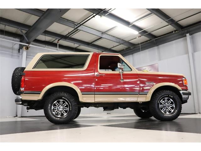 1990 Ford Bronco (CC-1373263) for sale in Lillington, North Carolina