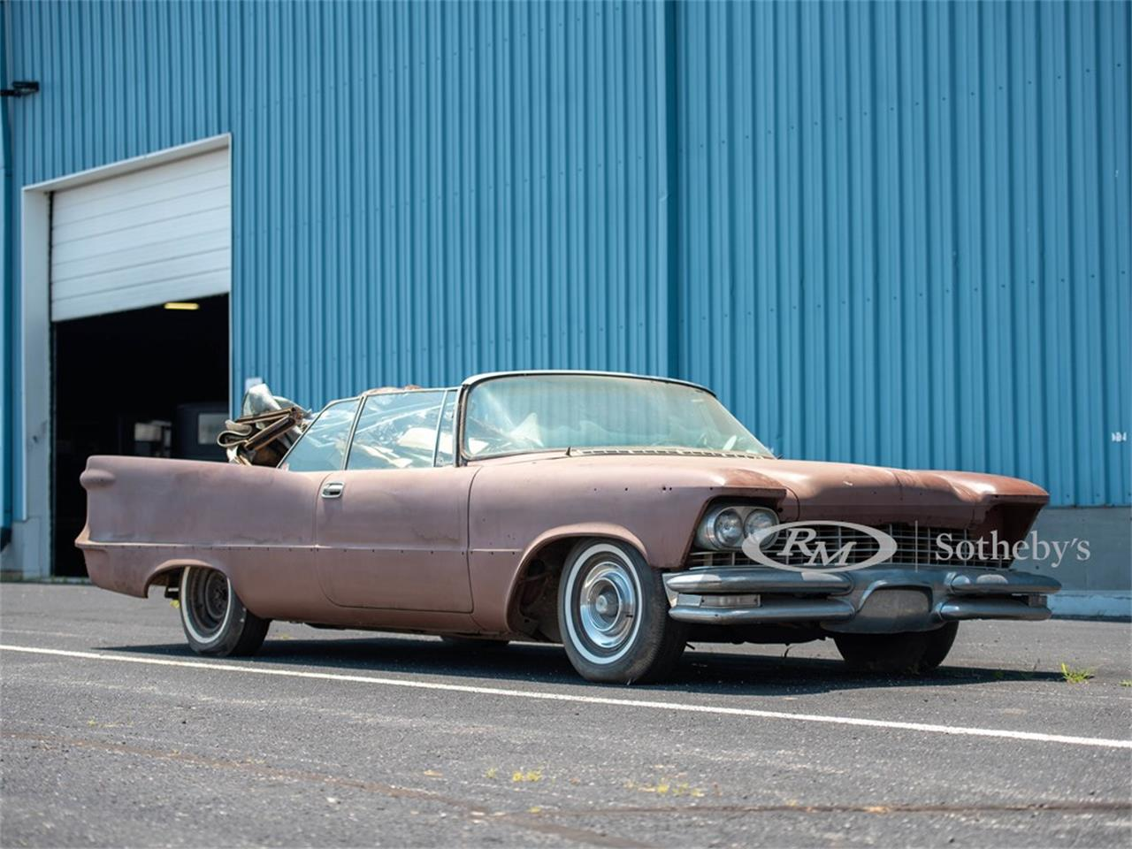 1957 Chrysler Imperial (CC-1373268) for sale in Auburn, Indiana