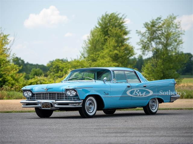 1957 Chrysler Imperial (CC-1373270) for sale in Auburn, Indiana