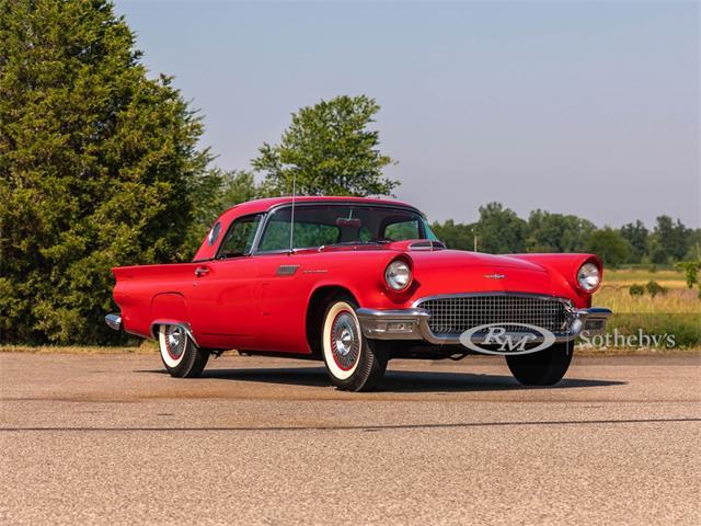 1957 Ford Thunderbird (CC-1373291) for sale in Auburn, Indiana