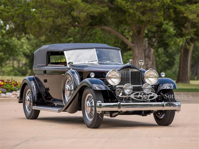 1932 Packard Deluxe (CC-1373294) for sale in Monterey, California