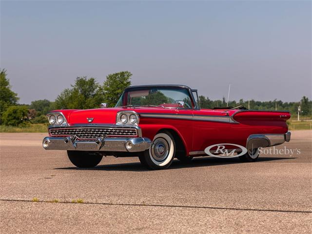 1959 Ford Convertible (CC-1373295) for sale in Auburn, Indiana