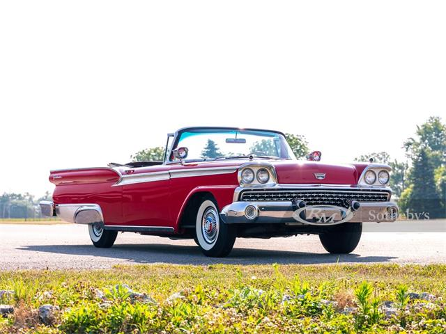 1959 Ford Fairlane 500 (CC-1373297) for sale in Auburn, Indiana