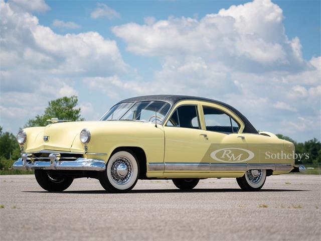 1951 Kaiser Deluxe (CC-1373299) for sale in Auburn, Indiana