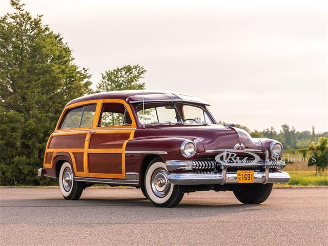 1951 Mercury Woody Wagon (CC-1373303) for sale in Auburn, Indiana