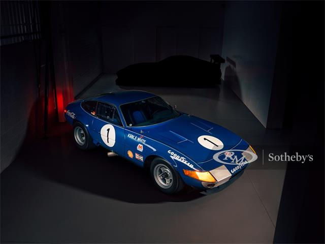 1971 Ferrari 365 GTB/4 Daytona (CC-1373304) for sale in Monterey, California