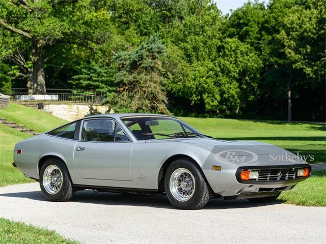 1972 Ferrari 365 GT4 (CC-1373306) for sale in Monterey, California