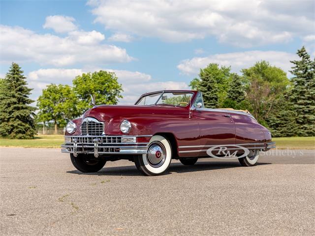 1948 Packard Custom (CC-1373307) for sale in Auburn, Indiana