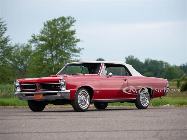 1965 Pontiac GTO (CC-1373315) for sale in Auburn, Indiana