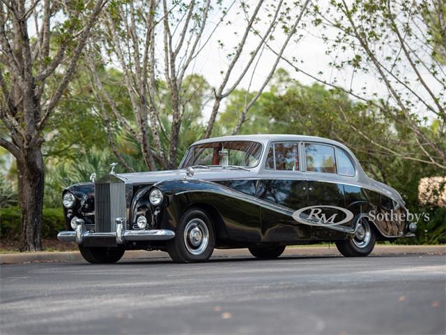 1957 Rolls-Royce Silver Cloud (CC-1373321) for sale in Auburn, Indiana