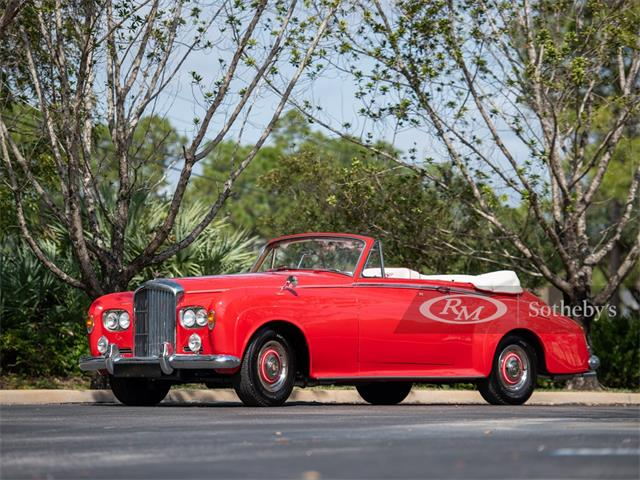 1963 Bentley S3