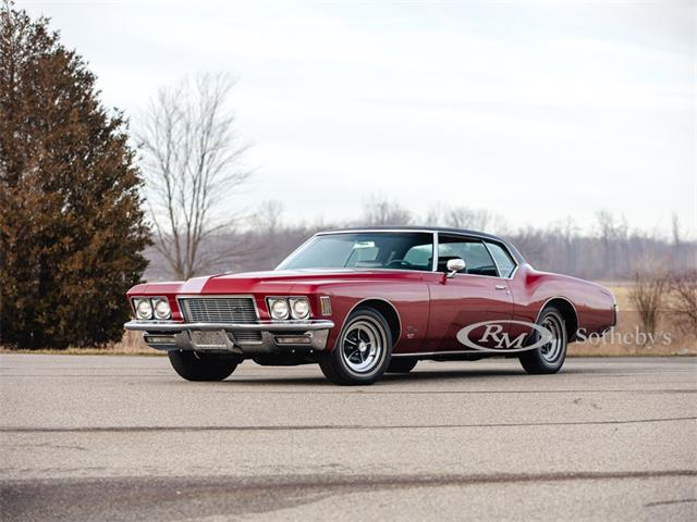 1971 Buick Riviera Gran Sport (CC-1373332) for sale in Auburn, Indiana