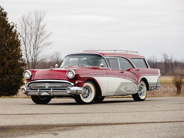 1957 Buick Caballero (CC-1373336) for sale in Auburn, Indiana