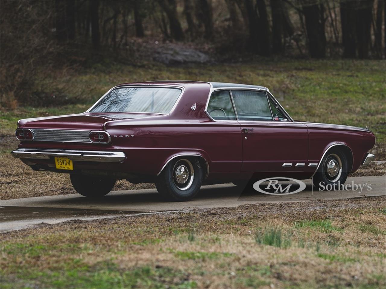 1965 Dodge Dart GT (CC-1373373) for sale in Auburn, Indiana