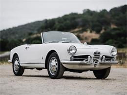 1956 Alfa Romeo Giulietta (CC-1373395) for sale in Auburn, Indiana