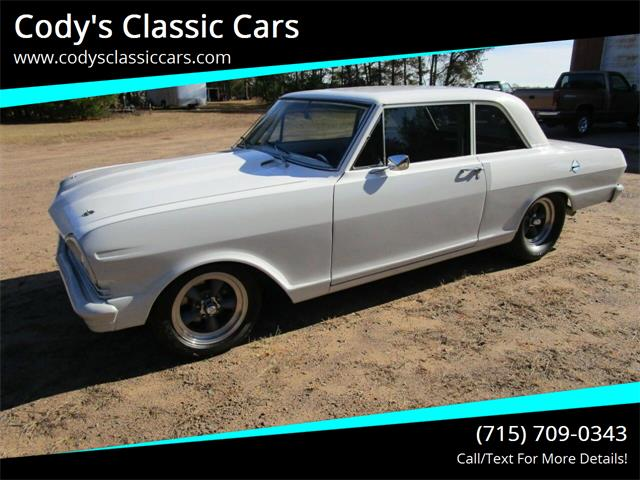 1965 Chevrolet Nova (CC-1373429) for sale in Stanley, Wisconsin