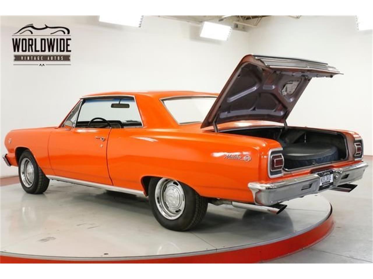 1965 Chevrolet Malibu (CC-1373431) for sale in Denver , Colorado