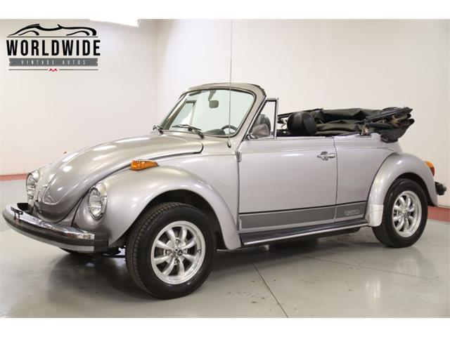 1979 Volkswagen Beetle (CC-1373442) for sale in Denver , Colorado