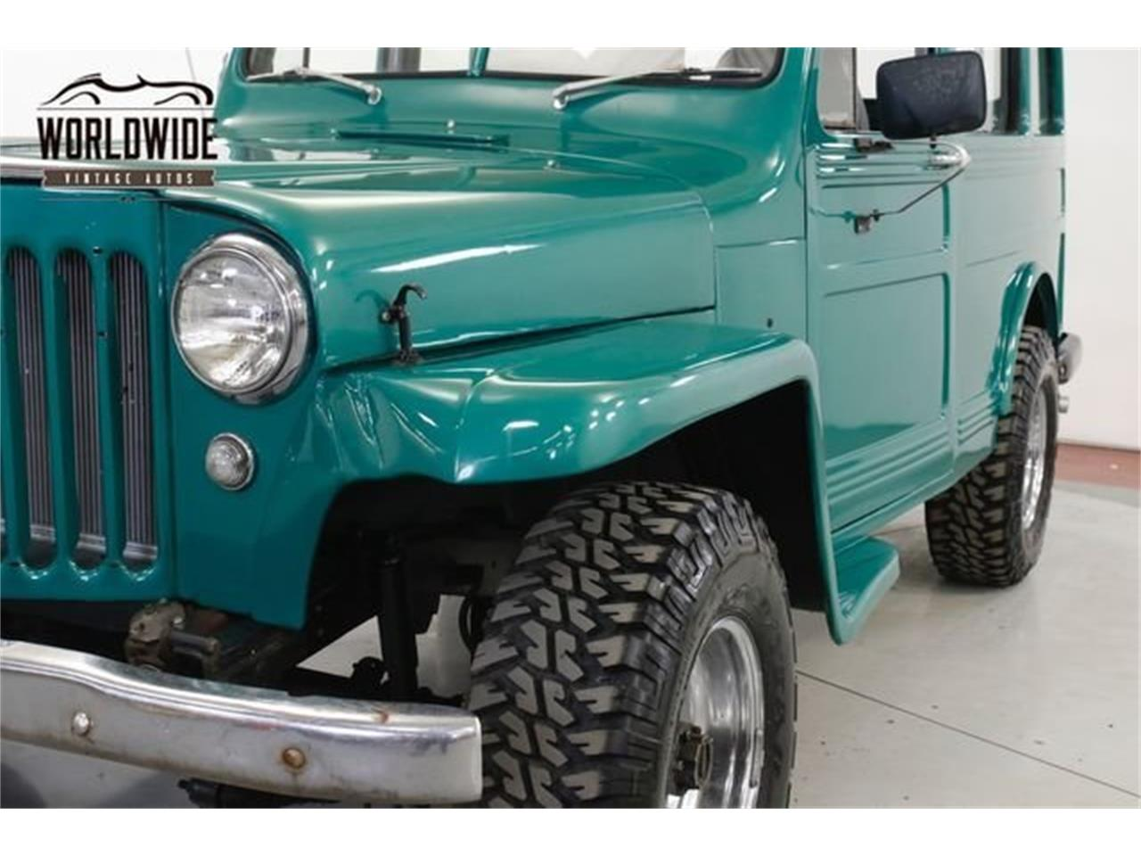 1956 Willys Wagoneer (CC-1373447) for sale in Denver , Colorado