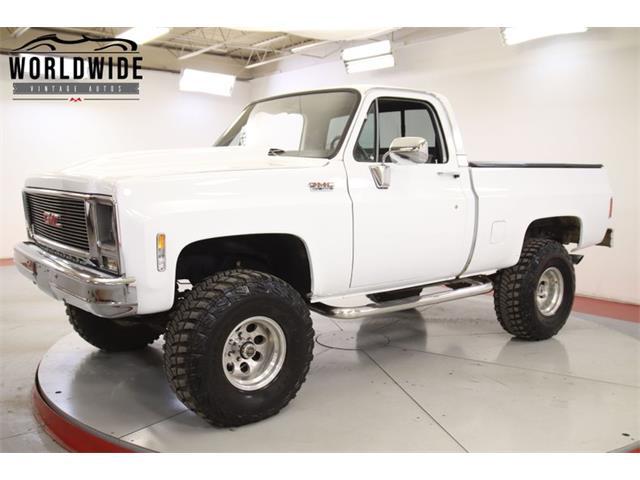 1979 GMC Sierra (CC-1373461) for sale in Denver , Colorado
