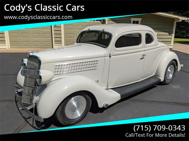 1935 Ford 5-Window Coupe (CC-1373501) for sale in Stanley, Wisconsin