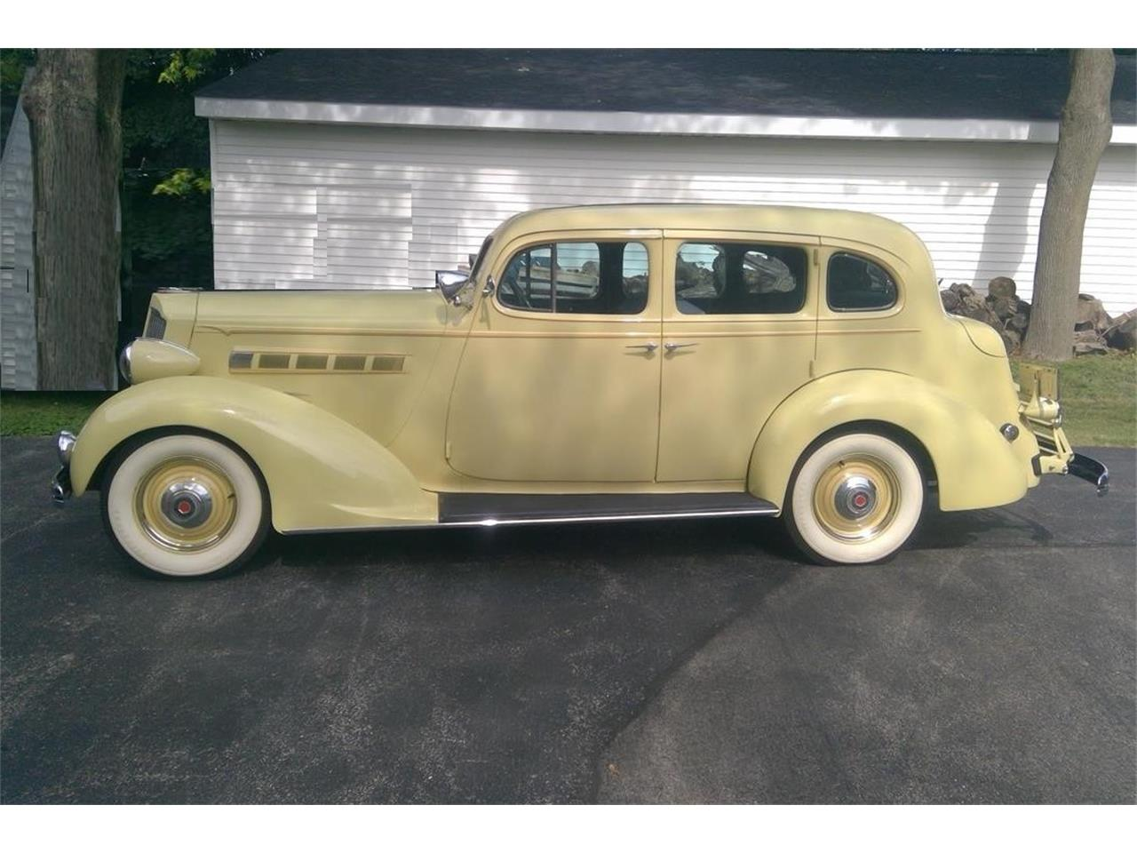 1936 Packard 120 (CC-1373507) for sale in Grayslake, Illinois