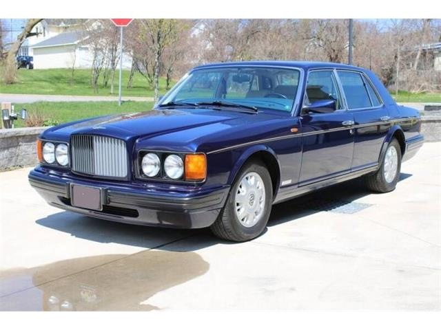 1996 Bentley Brooklands (CC-1373510) for sale in Punta Gorda, Florida