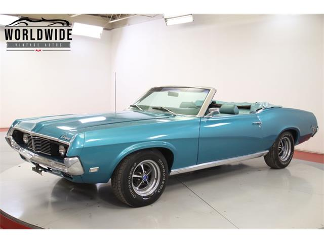 1969 Mercury Cougar (CC-1373516) for sale in Denver , Colorado
