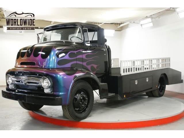 1956 Ford COE (CC-1373525) for sale in Denver , Colorado