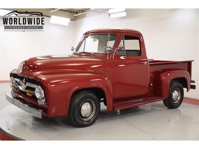 1955 Ford F100 (CC-1373551) for sale in Denver , Colorado
