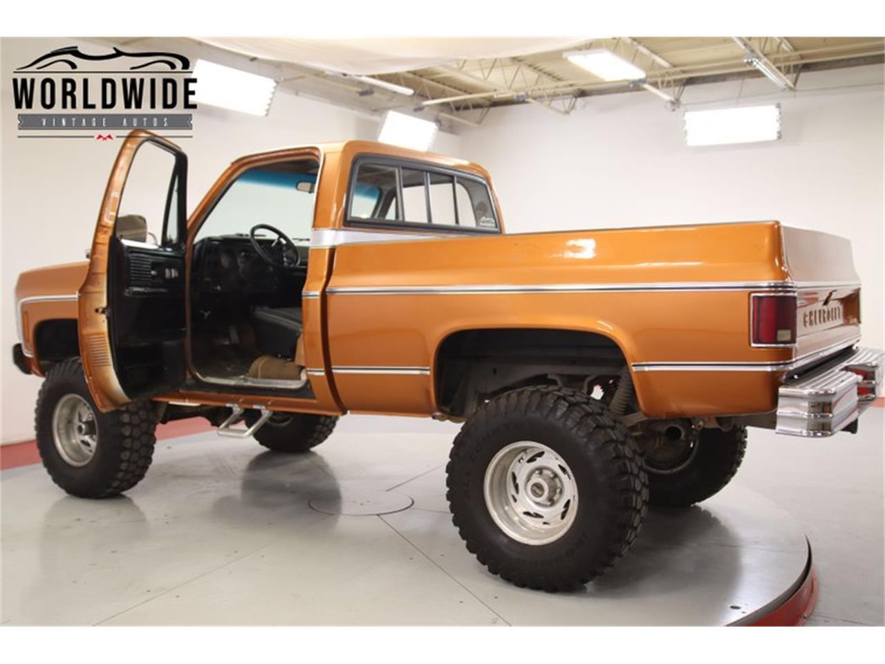 1980 Chevrolet K-10 (CC-1373565) for sale in Denver , Colorado
